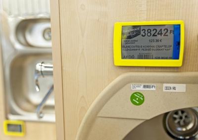 Prvá elektronická regálová etiketa PRICER má deväť rokov
