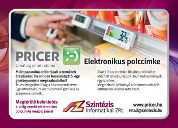 Elektronické cenovky–posilňujúci sa staronový trend